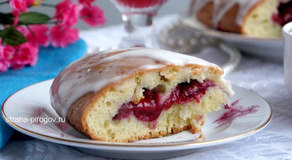 Пирог на майонезе сладкий рецепт